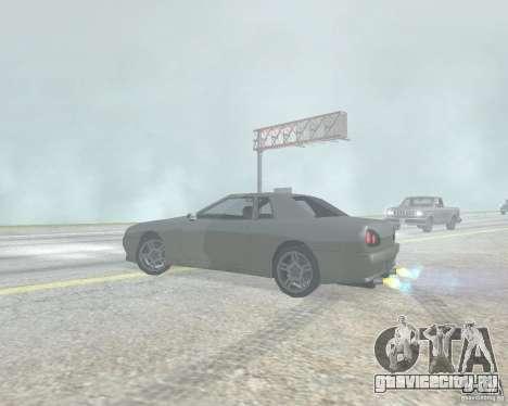 Отключение размытия при использовании нитро для GTA San Andreas четвёртый скриншот