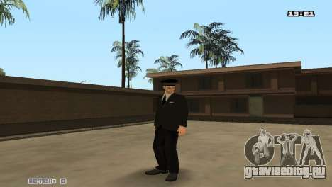 Army Skin Pack для GTA San Andreas третий скриншот