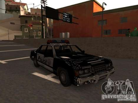 Police VC для GTA San Andreas