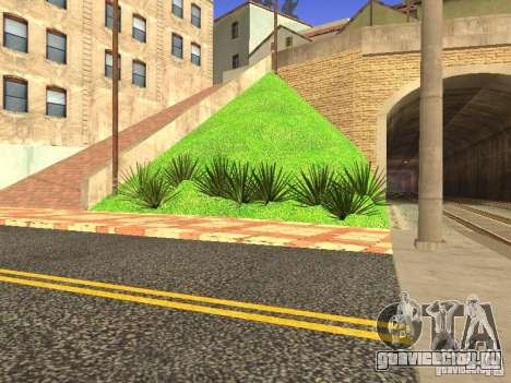 New Los Santos для GTA San Andreas шестой скриншот