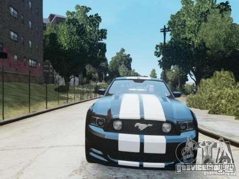 Ford Mustang GT 2013 для GTA 4 вид слева