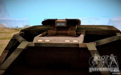 MK-15 Bandit для GTA San Andreas вид справа