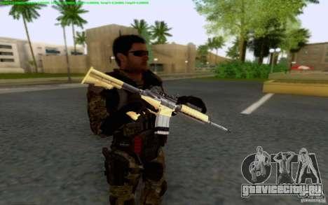 Дэвид Мэйсон для GTA San Andreas второй скриншот