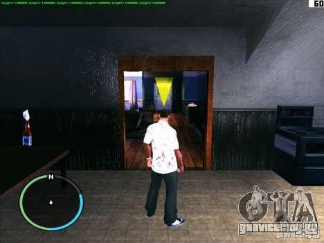 FPS De-Limiter CLEO для GTA San Andreas второй скриншот