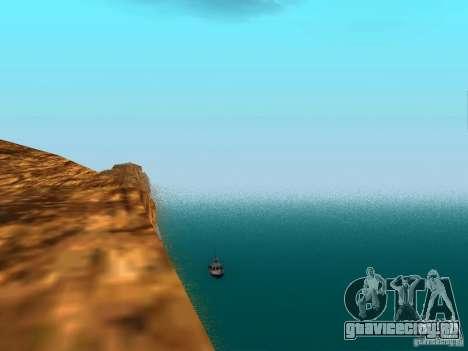 ENBSeries v1.2 для GTA San Andreas десятый скриншот