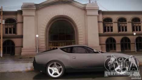 Aston Martin DB7 Zagato 2003 для GTA San Andreas вид слева