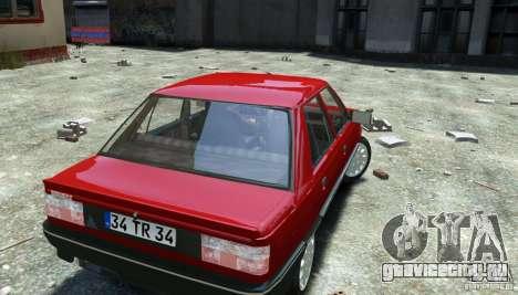 Renault 9 Broadway для GTA 4 вид сзади