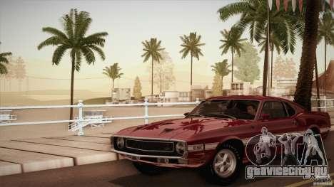 Shelby GT500 428 Cobra Jet 1969 для GTA San Andreas