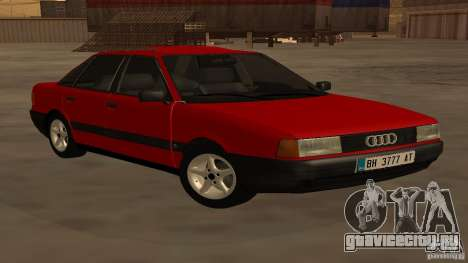 Audi 80 B3 v2.0 для GTA San Andreas