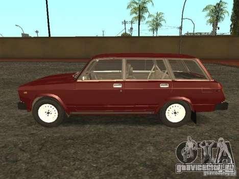 ВАЗ 2104 v.2 для GTA San Andreas вид слева