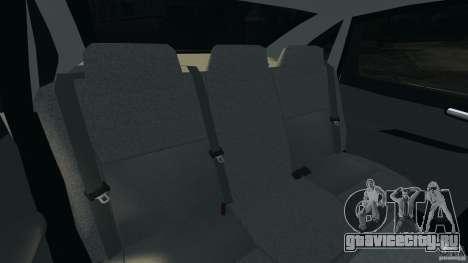 Chevrolet Impala Unmarked Detective [ELS] для GTA 4 вид сбоку