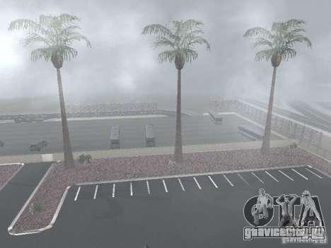 4-ый автобусный парк v1.0 для GTA San Andreas шестой скриншот