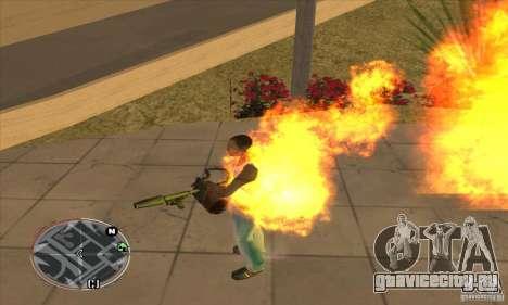 Ultra HUD v2.0 для GTA San Andreas четвёртый скриншот