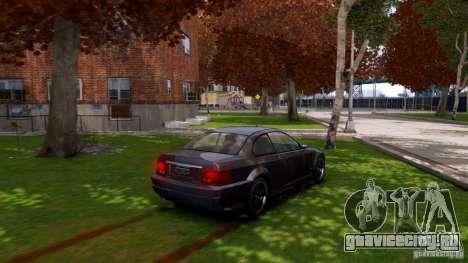Simple ENB для GTA 4 восьмой скриншот