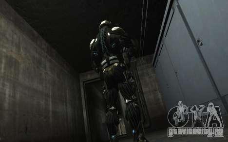 Crysis 3 The Hunter skin для GTA 4 шестой скриншот