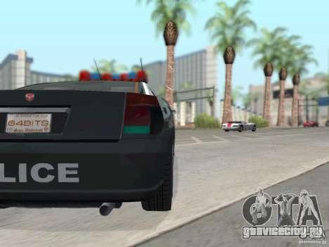 Buffalo из GTA 4 TBoGT для GTA San Andreas