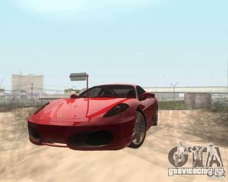 Star ENBSeries by Nikoo Bel для GTA San Andreas пятый скриншот