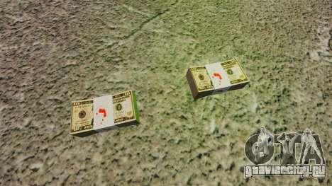 Денежные купюры США номиналом 10$ для GTA 4 второй скриншот