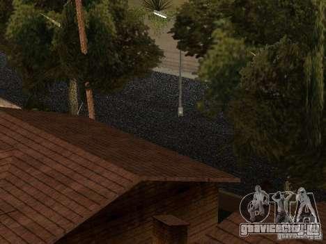 Новый Grove Street для GTA San Andreas четвёртый скриншот