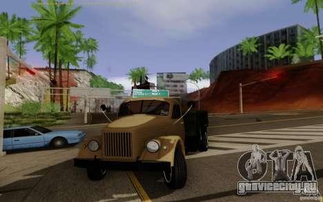 ГАЗ 51 для GTA San Andreas вид слева