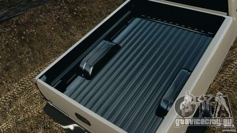 Chevrolet Silverado 2500 Lifted Edition 2000 для GTA 4 вид снизу