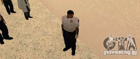 Medic Pack для GTA San Andreas пятый скриншот