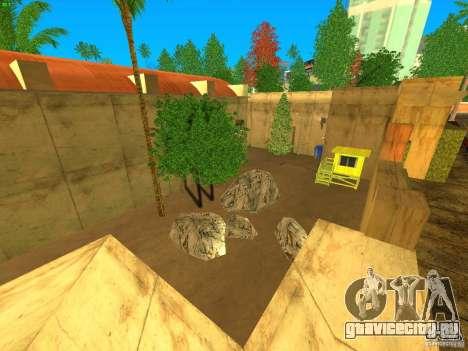 New Studio in LS для GTA San Andreas четвёртый скриншот