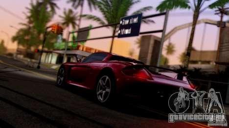 SA Beautiful Realistic Graphics 1.6 для GTA San Andreas третий скриншот