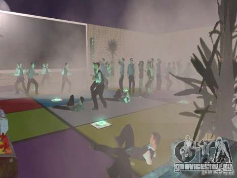 Club для GTA San Andreas третий скриншот