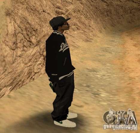 Скин Райдера для GTA San Andreas третий скриншот