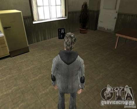 Аlan Wake для GTA San Andreas третий скриншот