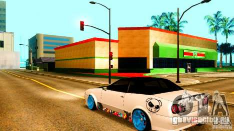 Black and White Elegy для GTA San Andreas вид слева