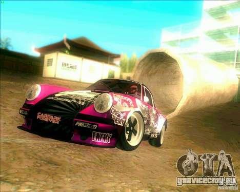 Porsche 911 Pink Power для GTA San Andreas