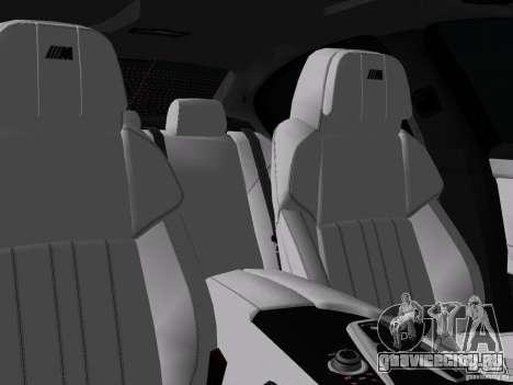 BMW M5 F10 2012 для GTA Vice City колёса