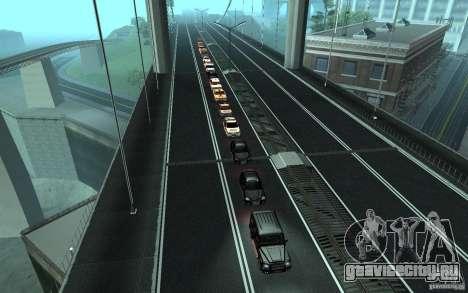 Президентский кортеж v.1.2 для GTA San Andreas пятый скриншот