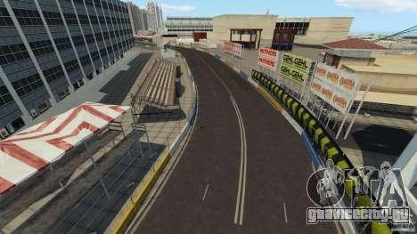 Long Beach Circuit [Beta] для GTA 4 седьмой скриншот