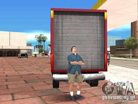 Оживление аэропорта в Лас Вентурасе для GTA San Andreas третий скриншот