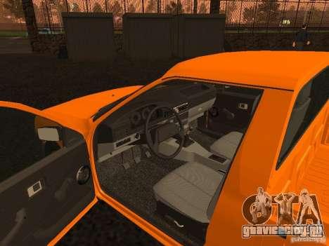 ИЖ 27171 для GTA San Andreas вид сзади