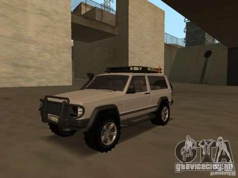 Jeep Cherokee Sport для GTA San Andreas