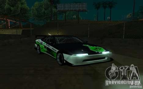 Elegy by PiT_buLL для GTA San Andreas вид слева