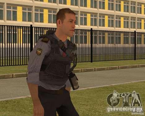МВД РФ для GTA San Andreas третий скриншот