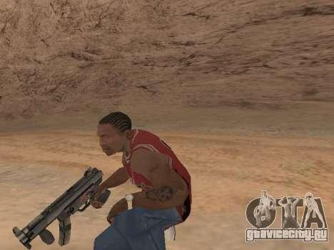 MP5K для GTA San Andreas