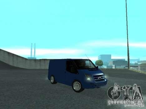 Ford Transit Sport 2011 для GTA San Andreas