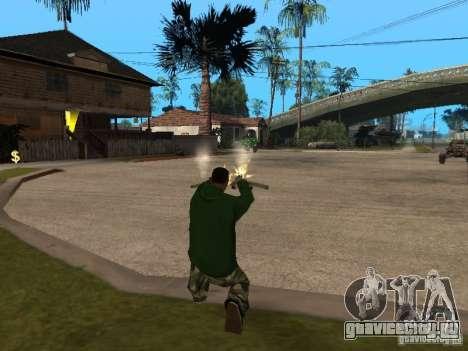 Пользоваться складом вашей банды для GTA San Andreas четвёртый скриншот