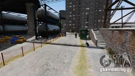 Трек в стиле Gymkhana для GTA 4 второй скриншот