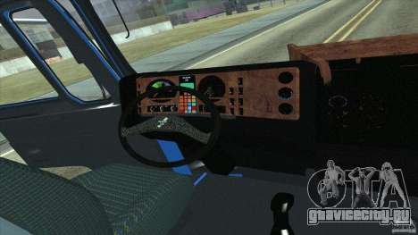 Man F2000 для GTA San Andreas вид справа