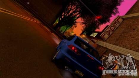 SA Beautiful Realistic Graphics 1.3 для GTA San Andreas шестой скриншот