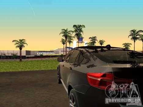ENBSeries v1.2 для GTA San Andreas седьмой скриншот