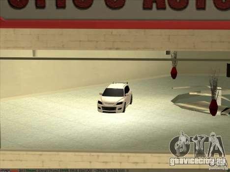 Mazda Speed 3 Stance v.2 для GTA San Andreas вид справа