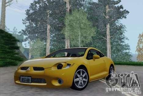 Mitsubishi Eclipse GT V6 для GTA San Andreas